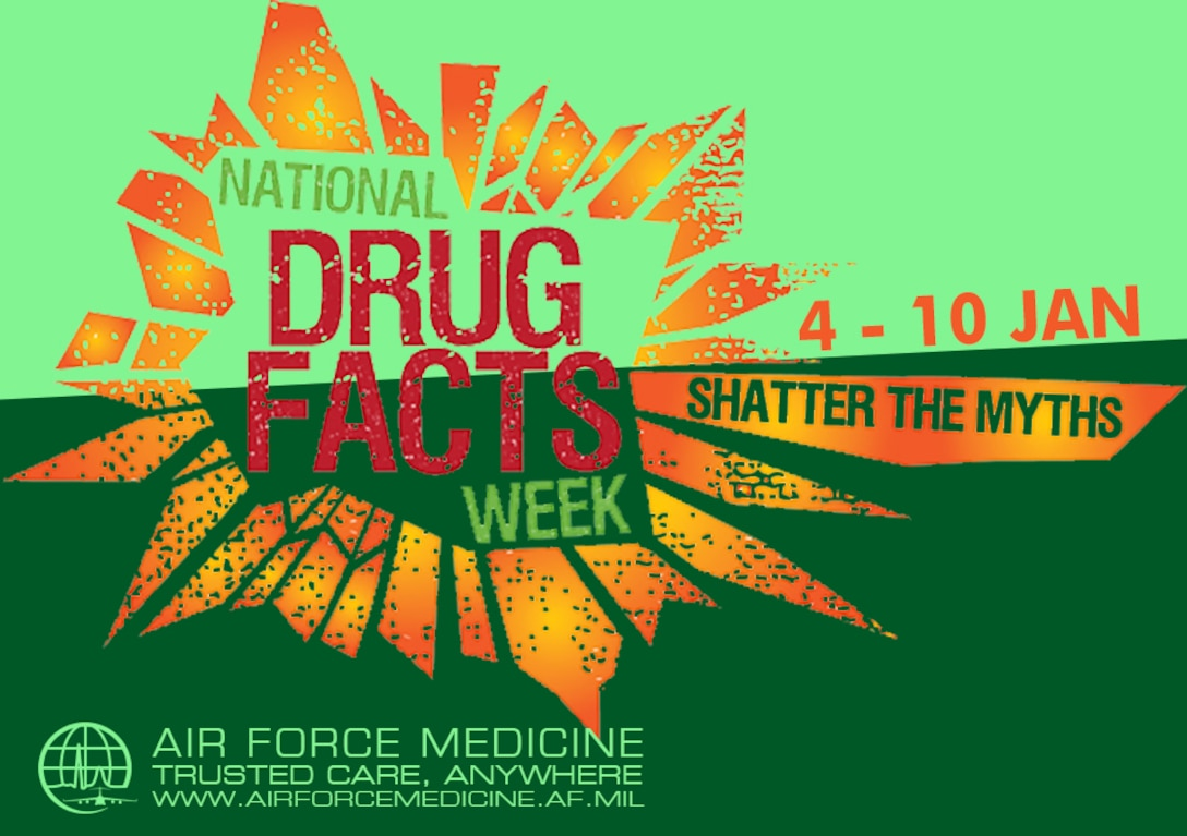 National Drug Facts Week SM graphic