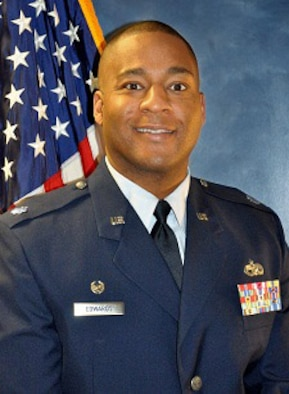 Lt.Col. Anthony Edwards, 86th Aerial Port Squadron commander.