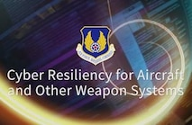 Cyber resiliency for aircraft and other weapon systems