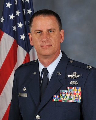 Col. Scott Reed