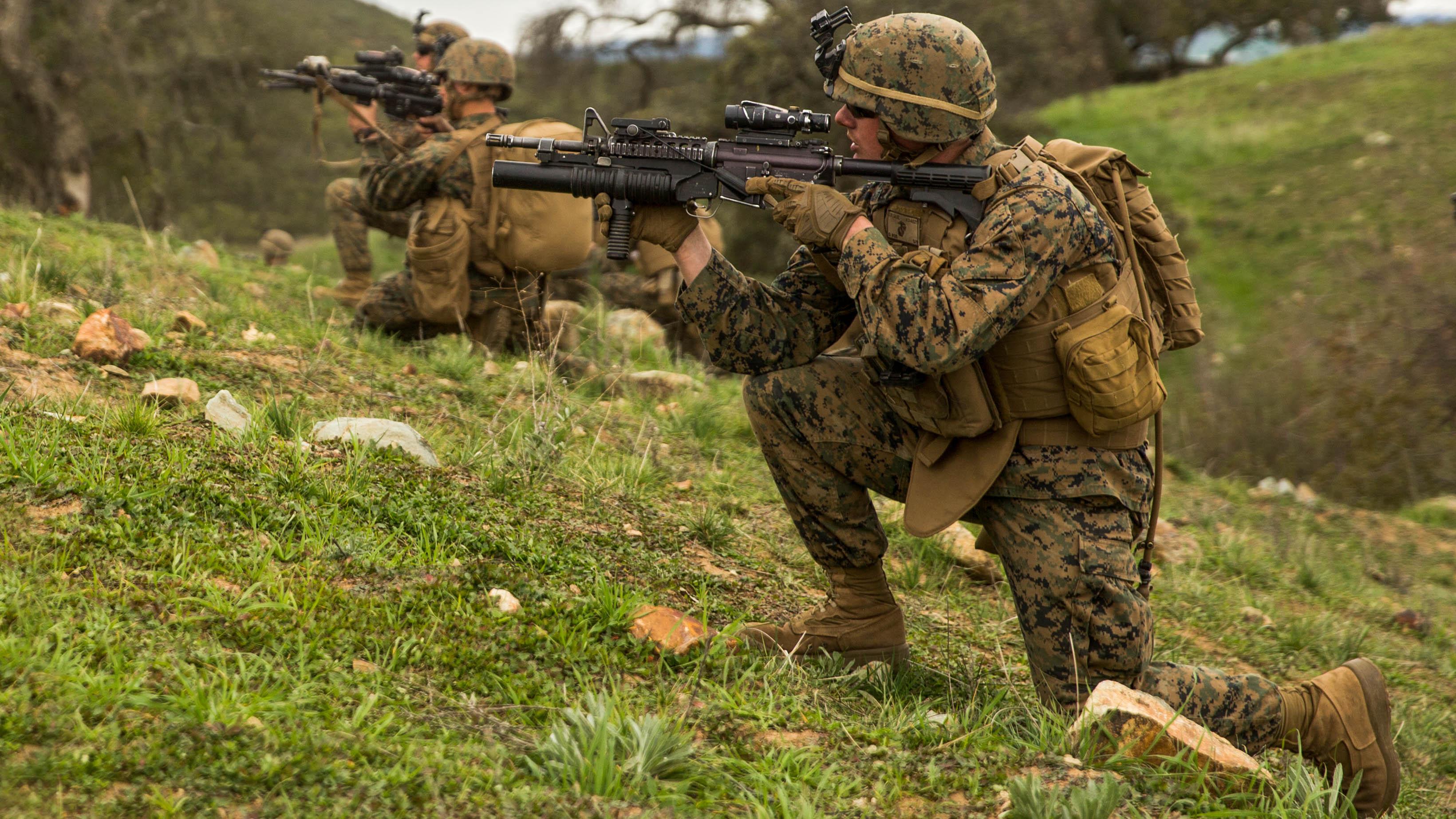15th MEU Marines enhance squad tactics > The Official ...
