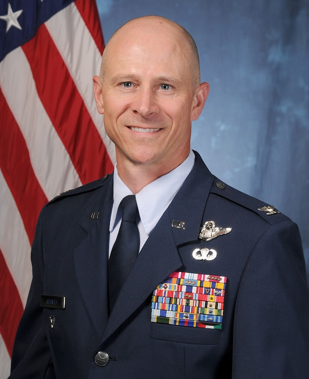 Col. David Kuenzli, U.S. Air Force Academy inspector general