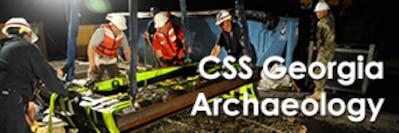 CSS Georgia Archaeology