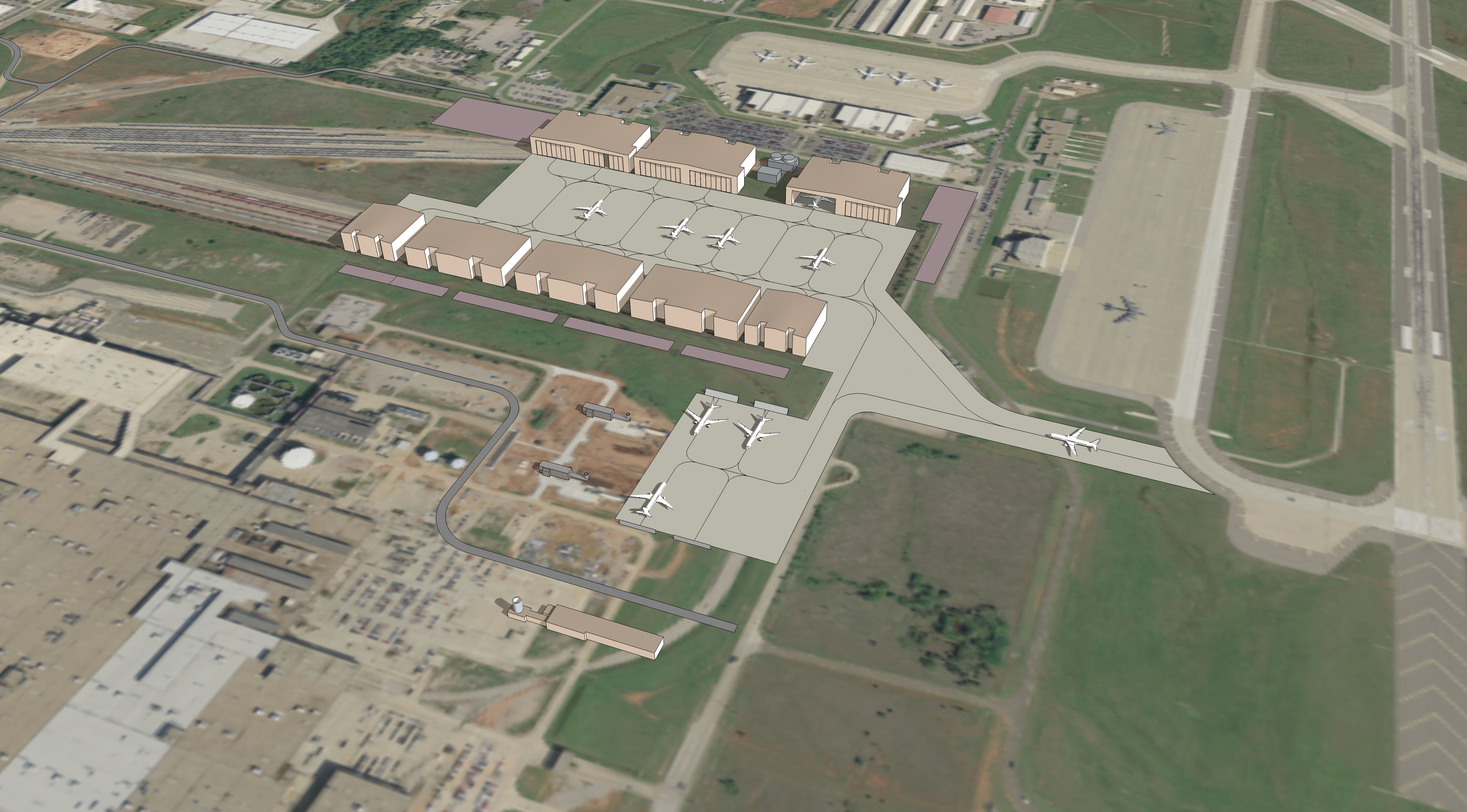 Tinker afb space a