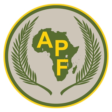 African Partnership Flight is the premier program for delivering aviation security cooperation. The goal of the event is to discuss possible best practices of the neighboring nations and strengthen relationships among Airmen to improve regional security. (U.S. Air Force Graphic by Tech. Sgt. Benjamin Wilson)