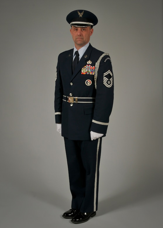 Senior Master Sgt. Gerald J. Depotsie Jr., the maintenance squadron fabrication supervisor and dedicated member of the 128th Refueling Wing Base Honor Guard since 1995, was announced as the Wisconsin Air National Guard Honor Guard Member of the Year.