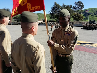 5/11 HQ Change of Command Ceremony February 2015