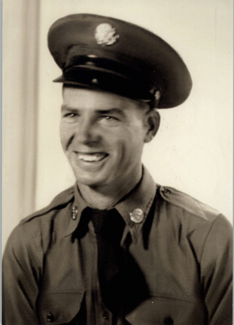 Cpl. C G. Bolden poses for a picture during his time in service. Bolden was assigned to Company C, 1st Battalion, 38th Infantry Regiment, 2nd Infantry Division, and was deployed to South Korea during the Korean War. He was reported as missing in action Jan. 5, 1951.