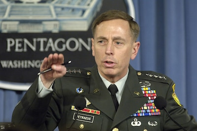 David Howell Petraeus U S Central Command Bio Article View