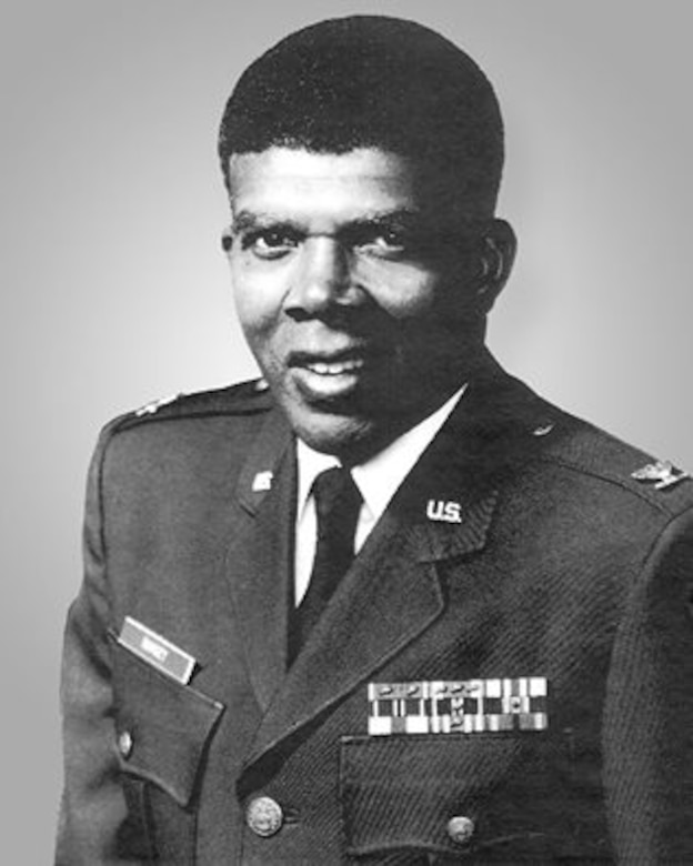 Col. Joseph C. Ramsey was the first and only African-American commander of the Air Reserve Personnel Center when it was previously located at the former Lowry Air Force Base, Colorado. He served as the 21st ARPC commander from May 16, 1987 until Aug. 23, 1991. (U.S. Air Force courtesy photo)