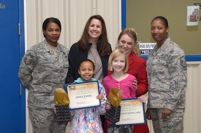 Local students named essay contest winners