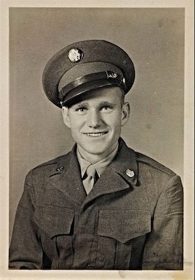 Cpl. Billy M. McIntyre poses for a picture during his time in service. McIntyre was assigned to the 31st Regimental Combat Team, and was deployed to North Korea. He was reportedly killed in action on Dec. 7, 1950