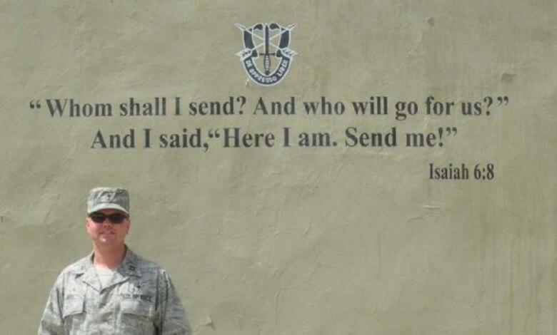 A chaplain's story: Legacy, life, love > U S  Air Force