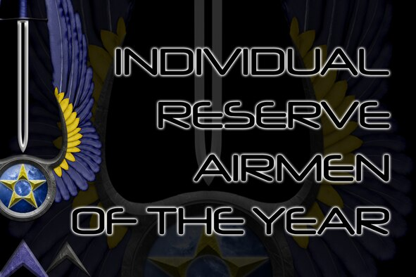 The Individual Reservist of the Year awards program recognizes the accomplishments of outstanding Airman augmenting active duty forces and government agencies world-wide.