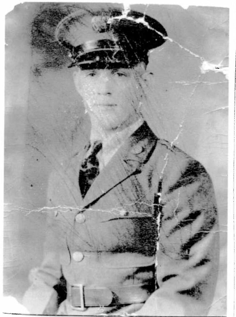 Master Sgt. Lawrence O. Jock