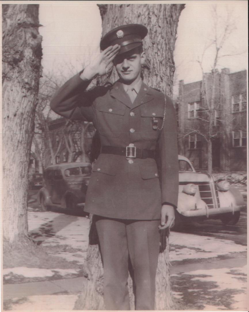 Sgt.1st Class Gordon L. Hannah