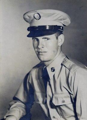 Pfc. Weldon A. Davis