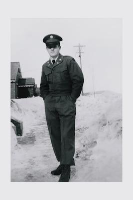 Sgt. Raymond B. Wellbrock