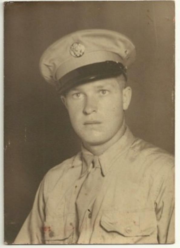 Master Sgt. Earnest W. Grainger