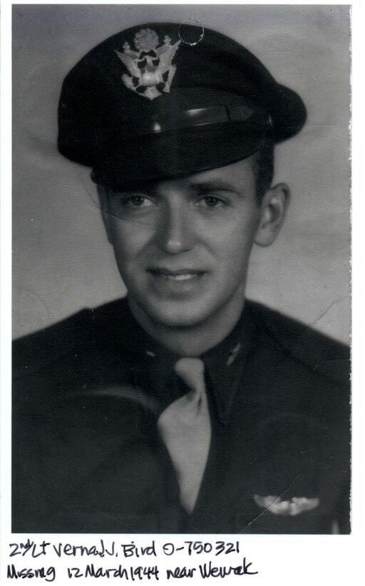 2nd Lt. Vernal J. Bird