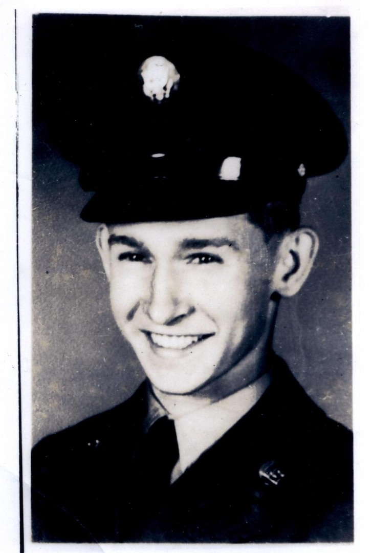 Staff Sgt. Zoltan J. Dobovich
