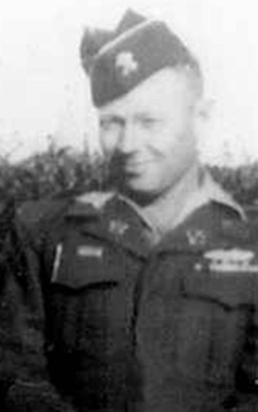 Master Sgt. Olen B. Williams