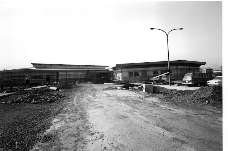 Yokota High School and Yokota Middle School were also KPCP projects. Here