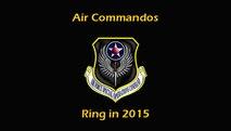 Air Commandos ring in 2015