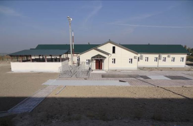 The facility at Kundulu.