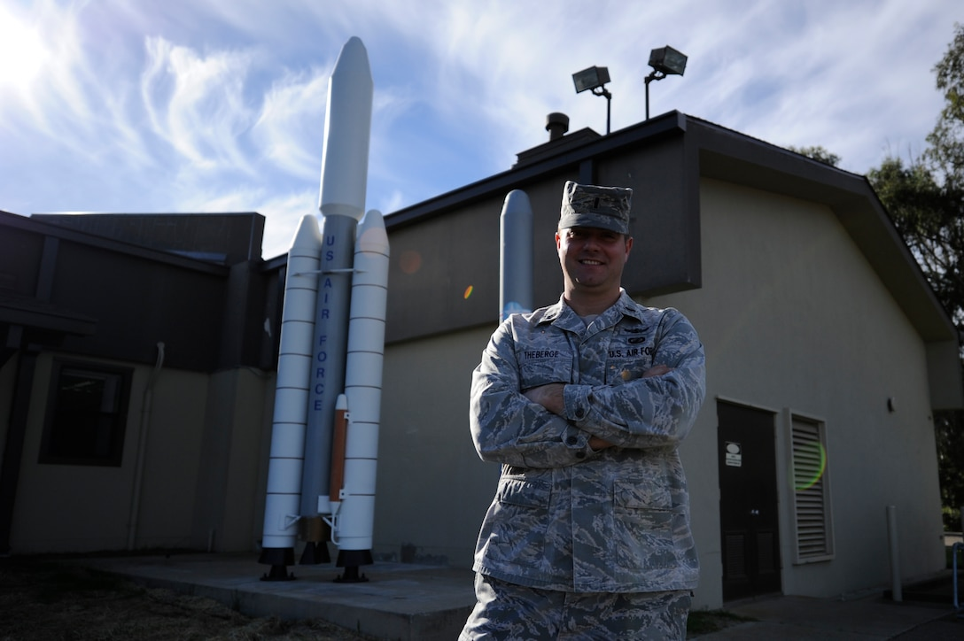An Air Force lieutenant, stationed at Vandenberg, recently assisted in the rescue of a woman involved in a vehicle accident near Santa Barbara, California, Dec. 1. On leave and intending to meet his girlfriend for lunch, 1st Lt. Tyler Theberge, 4th Space Launch Squadron deputy chief engineer, noticed something awry as he approached an intersection on State Route 154. (U.S. Air Force photo by Senior Airman Phipps/Released)