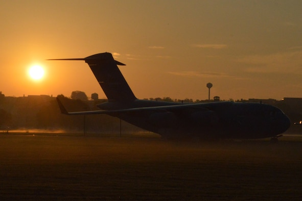 DAYTON, Ohio -- Boeing C-17 Globemaster III in the Air Park at the National Museum of the U.S. Air Force. (U.S. Air Force photo)