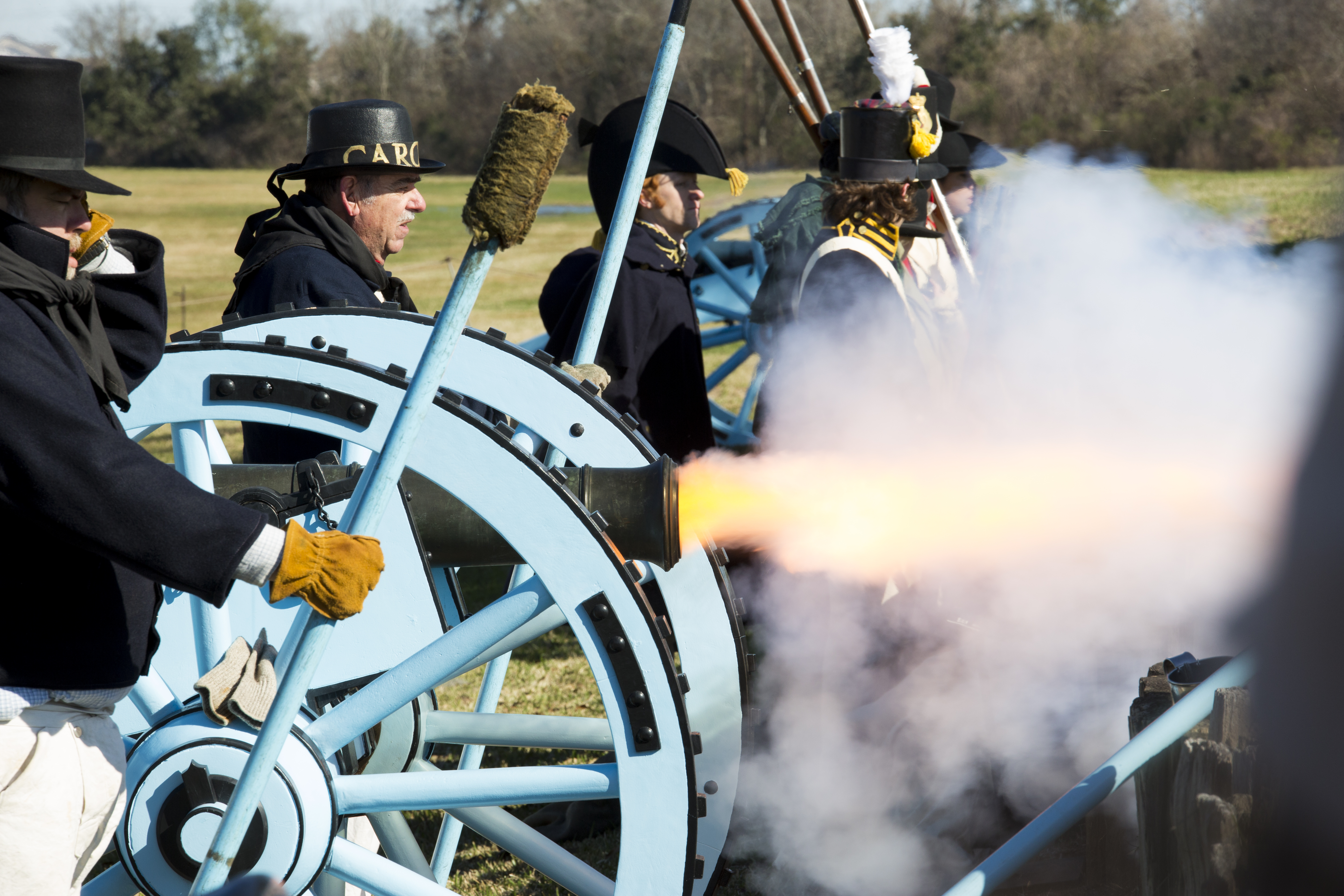 Celebrating unity, the War of 1812 > Marine Corps Forces