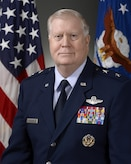 Official Air Force Image: MGen John T. Winters Bio Photo