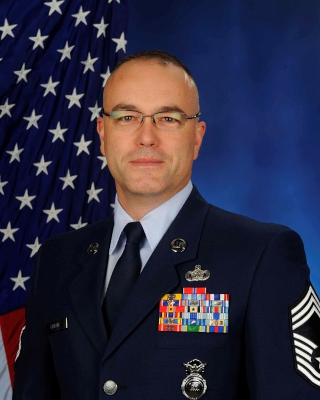 Chief Master Sgt. Timothy Lehane (U.S. Air Force photo)
