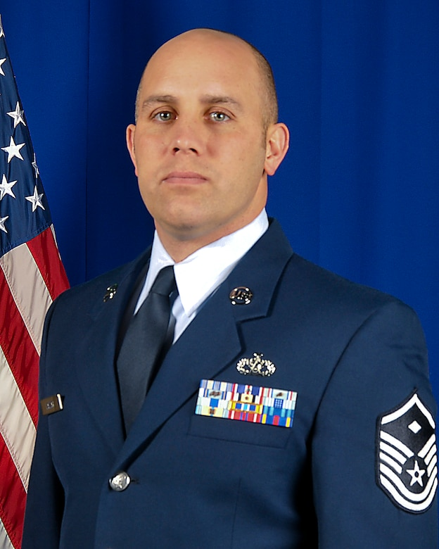 Master Sgt. Michael Lazzari was named the 2015 New York Air National Guard First Sergeant of the Year. He is the 109th Mission Support Group first sergeant. (File photo)