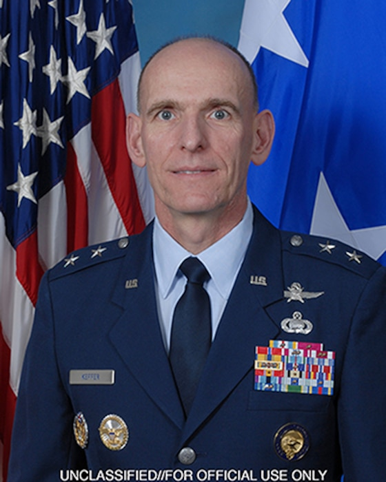 UNCLASSIFIED//FOR OFFICIAL USE ONLY: US CYBERCOM  COS MGen Jim Keffer jhkeffe
