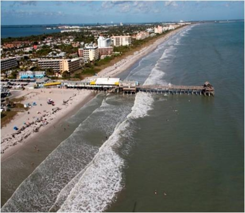 Nature struck powerful blows against Florida in 2012 with storm-force winds, rain and large swells causing more than $68 billion in damages and brought a record amount of beach restoration work to Jacksonville District. The work resulted in constructing 22 projects and in 2014 teams ensured more than 38.5 miles of critically eroded beaches in Florida received sand to protect upland structures.