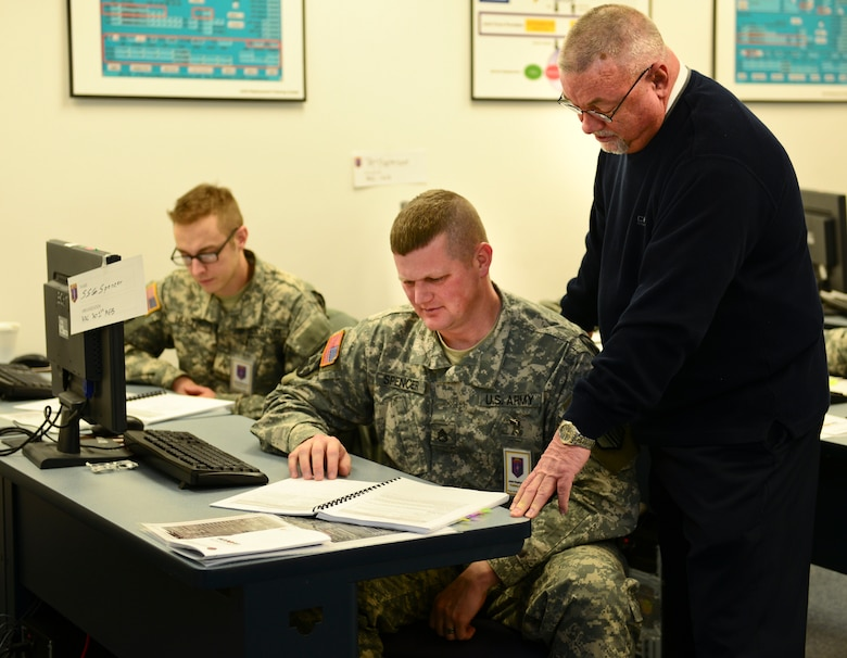 Jdtc Teaches Service Members To Work Together Joint Base Langley