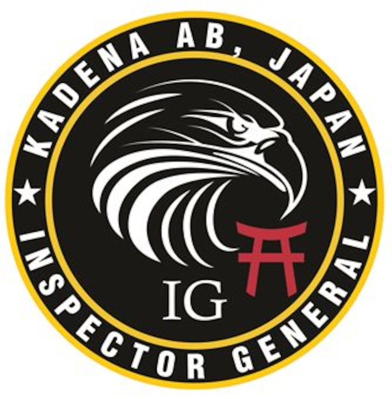 18th Wing inspector general patch