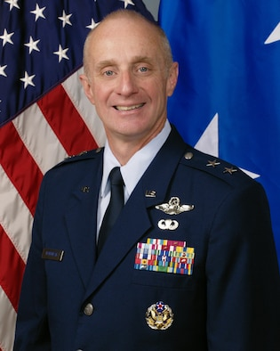 Maj. Gen. Garrett Harencak (U.S. Air Force photo)