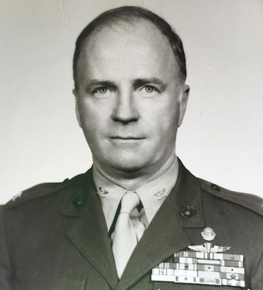 James L. Fowler, a principal founder of the Marine Corps Marathon, died Jan. 20 at 84. (Courtesy of the Fowler family)