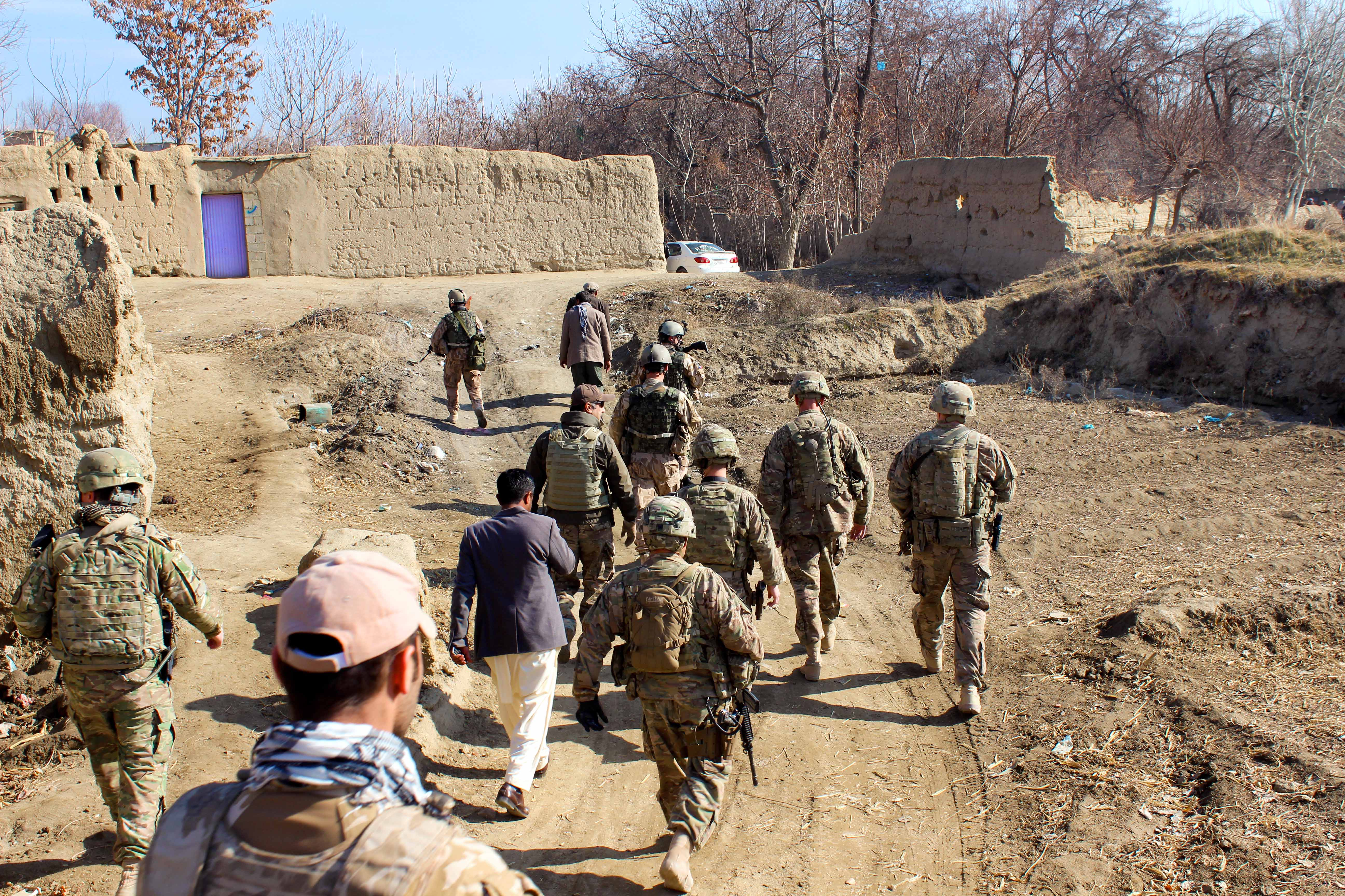war in afghanistan essay War in afghanistan write an essay paper of approximately 1750 words (text only) on one of the following topics students must include a word count on the title.