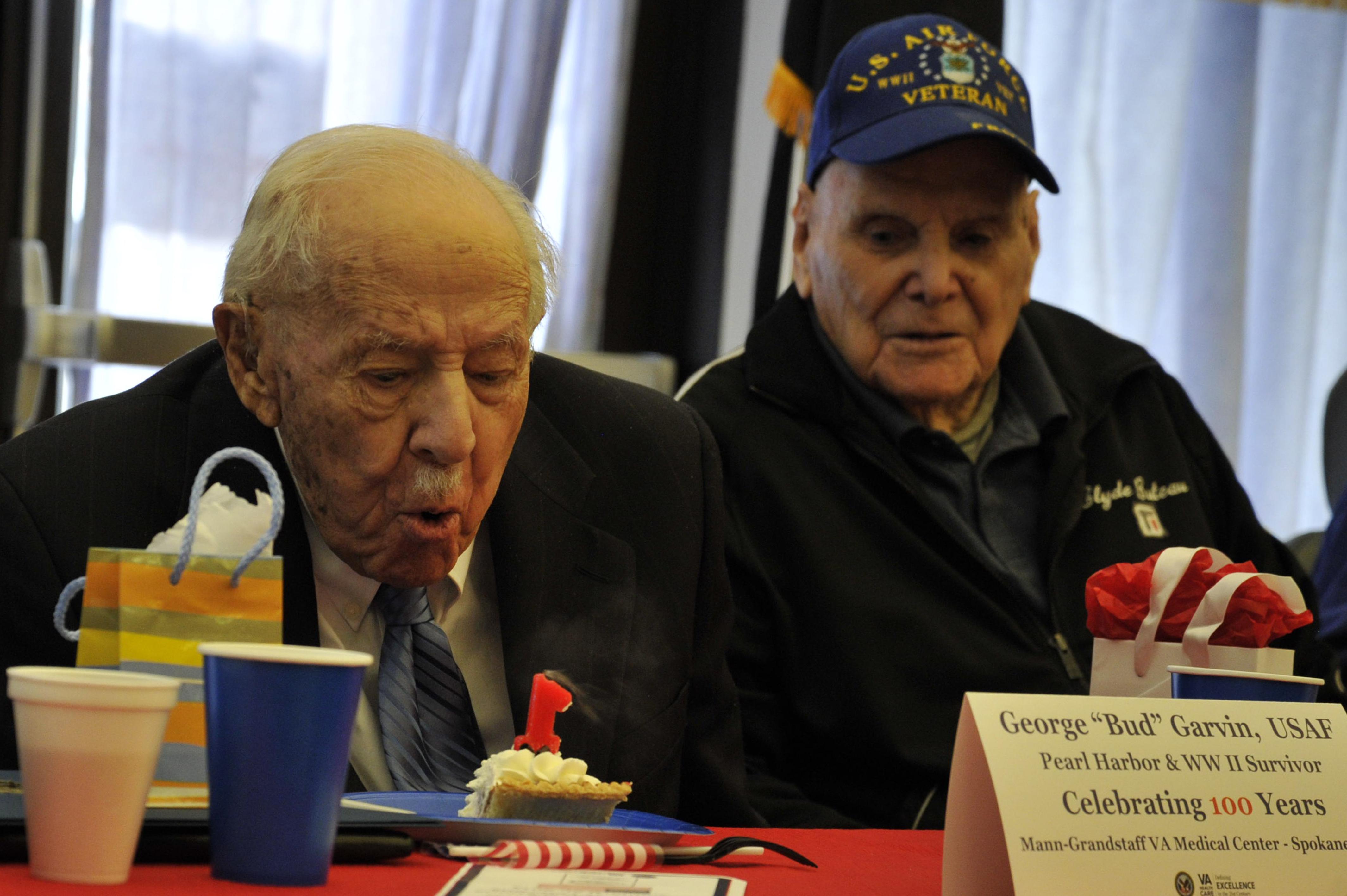 100 Years Strong Veteran