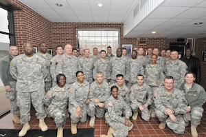 Army Acquisition CoE (Class 15-002), 1-23-2015