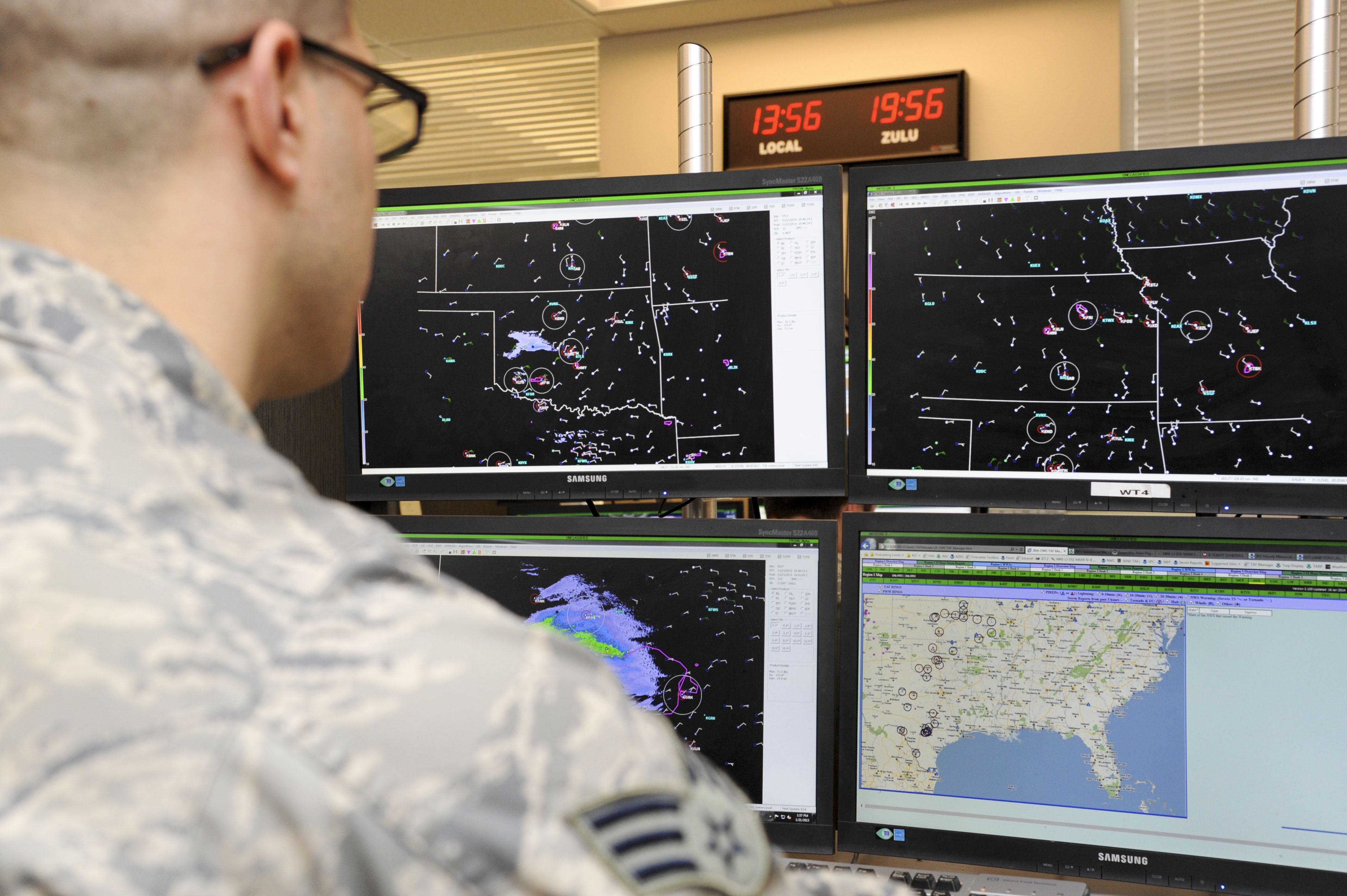 Operational Weather Squadron critical to mission success