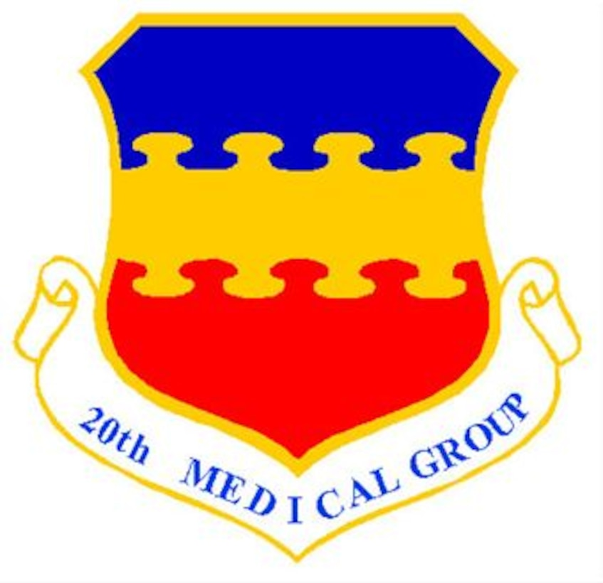 20th Medical Group patch