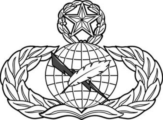 Public Affairs Master Badge
