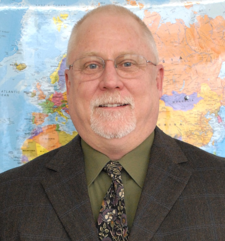 Larry Phyfe, chief of the Environmental and Special Projects Branch