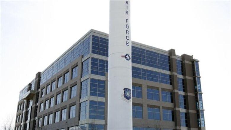 ICBM building at Hill AFB Falcon Hill development. (Courtesy photo)