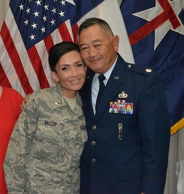 TXSG OCS graduates first female officer from the Air ...